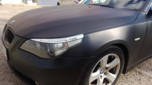 Покраска капота автомобиля в СТО