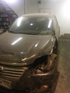 Восстановление геометрии кузова авто