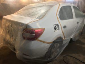 Особенности самостоятельного ремонта вмятин авто